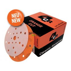 4CR Orange Ceramic körpapír P1200