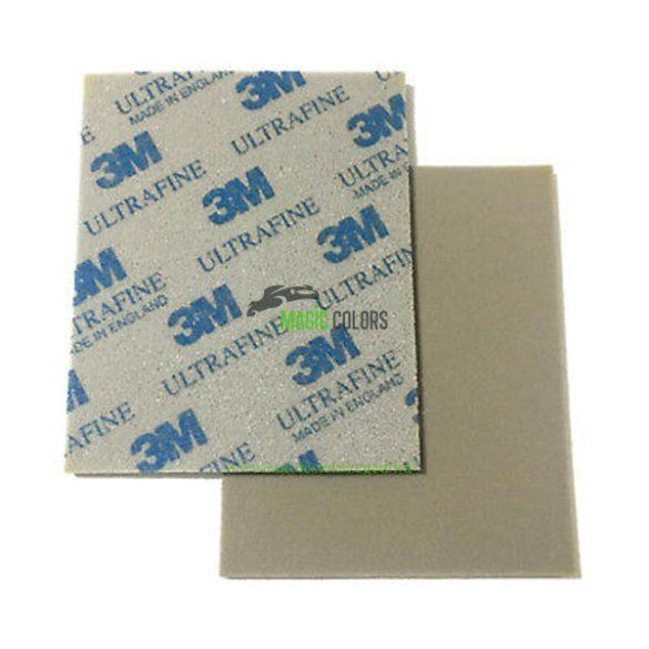 3M™ 02601 Csiszolószivacs Ultrafine)