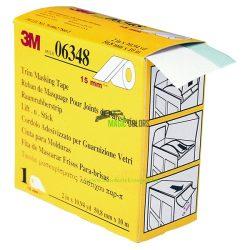 3M™ 06348 Gumiprofil (szélvédő) kiemelő (15mm)