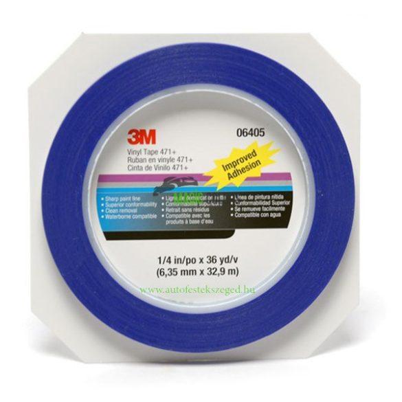 3M™ 06405 Scotch® 471 Fine Line szalag (6mm)