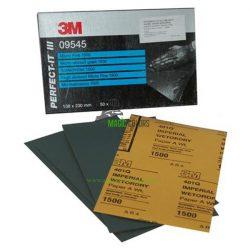 3M™ 09545 Perfect-It™ Csiszolópapír (P1500)