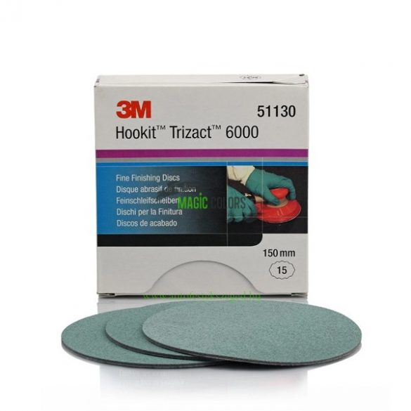 3M™ Trizact™ Fine Szivacskorong (P6000)