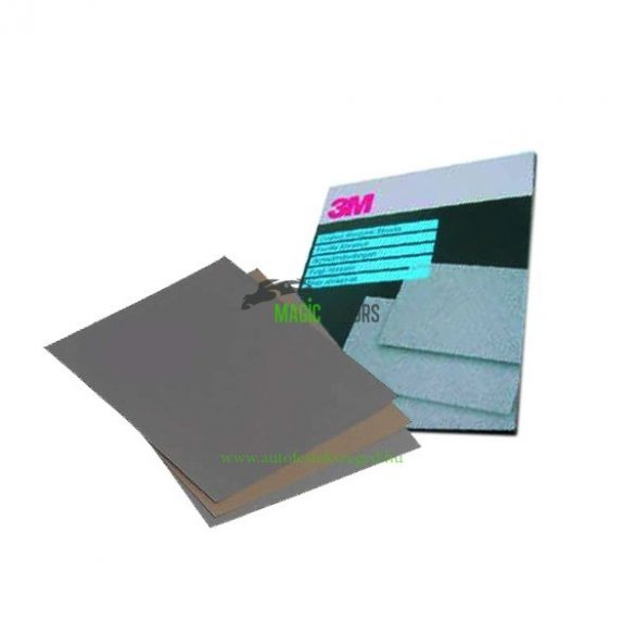 3M™ 60057 Vizes Csiszolópapír (P500)