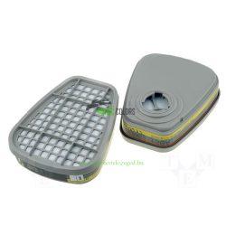 3M™ 6057 ABE1 Szűrőbetét, Részecskeszűrő (1Pár)