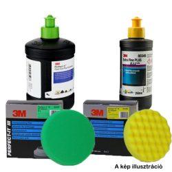 3M™ Polírszett - polírpaszta + Polírszivacs csomag (Kicsi - Kimért)