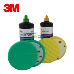 3M™ Polírszett - polírpaszta + Polírszivacs csomag (Nagy)