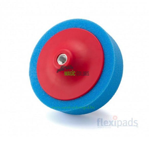 """FlexiPads® 6 x 2"""" Kék Polírszivacs M14 (150 x 50mm)"""
