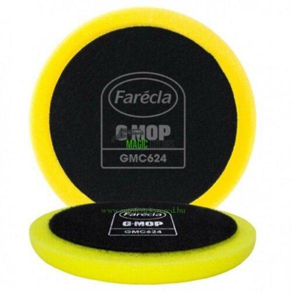 Farecla G Mop GMC624 puha sárga polírszivacs (150mm) - 2db
