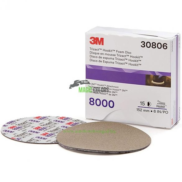 3M™ Trizact™ Fine Szivacskorong (P8000)