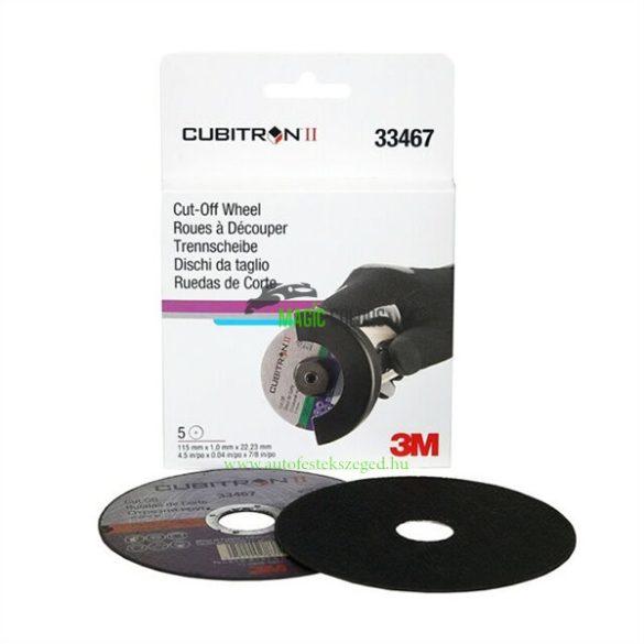 3M Cubitron II Vágókorong (115 X 22,23 mm)