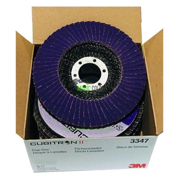 3M Cubitron II legyezőtárcsa P60+ (2 doboz)