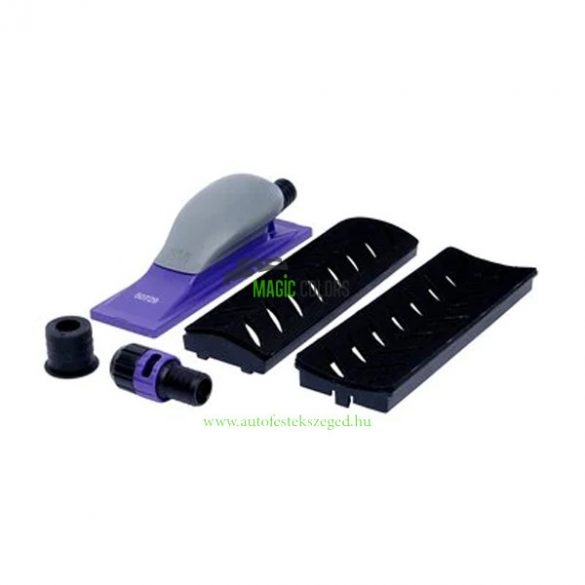 3M™ Lila+ multilyukas alap hajlított adapter szett, 50729, 70x198 mm