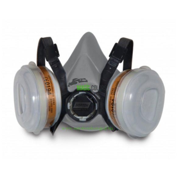 Norton duplaszűrős légzésvédelmi maszk