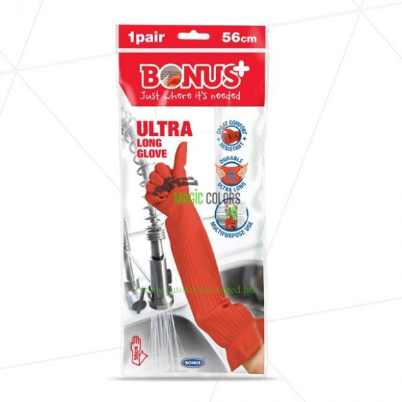 Bonus Ultra Hosszú Gumikesztyű