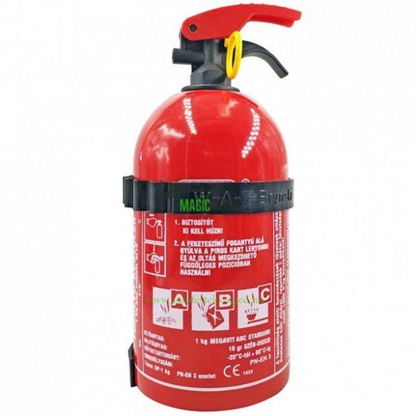 Tűzoltókészülék 1KG