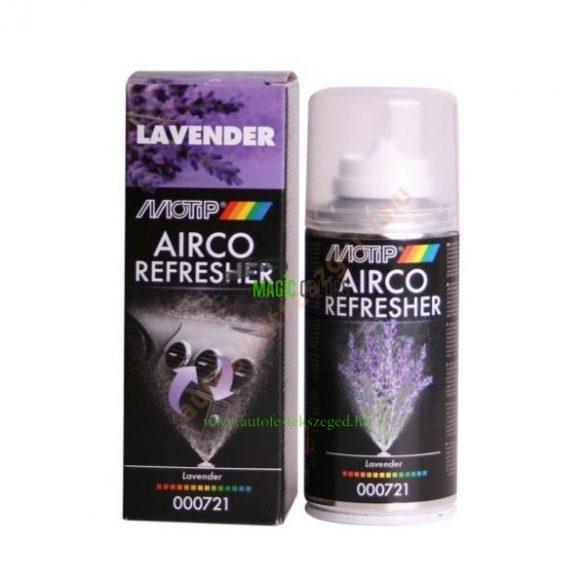 MOTIP Légkondi frissítő spray - Levendula (150ml)