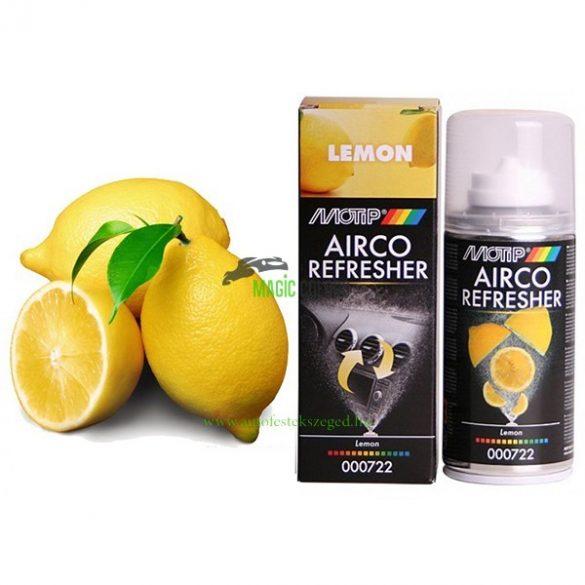 MOTIP Légkondi frissítő spray - Citrom (150ml)