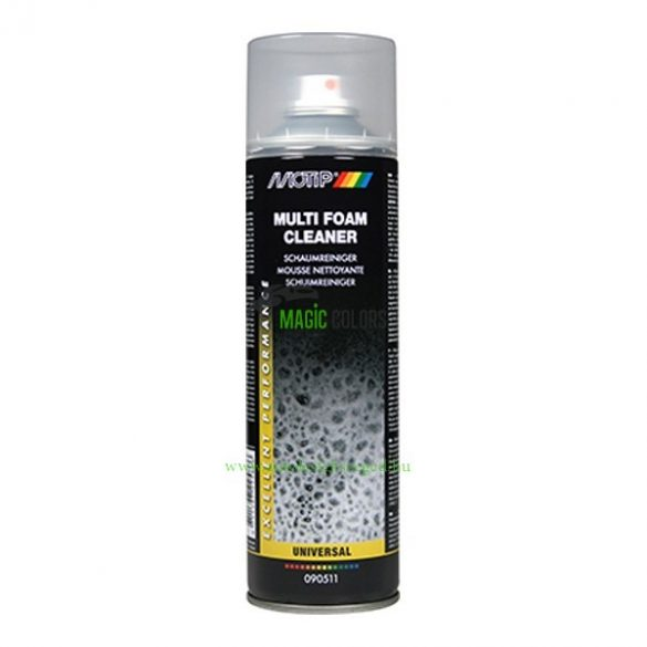 MOTIP Univerzális tisztítóhab 500 ml