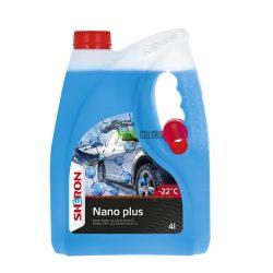 SHERON Téli szélvédőmosó NanoP -22°C (4L)