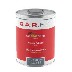 C.A.R. Fit 1K Műanyag alapozó - Ezüst (1L)