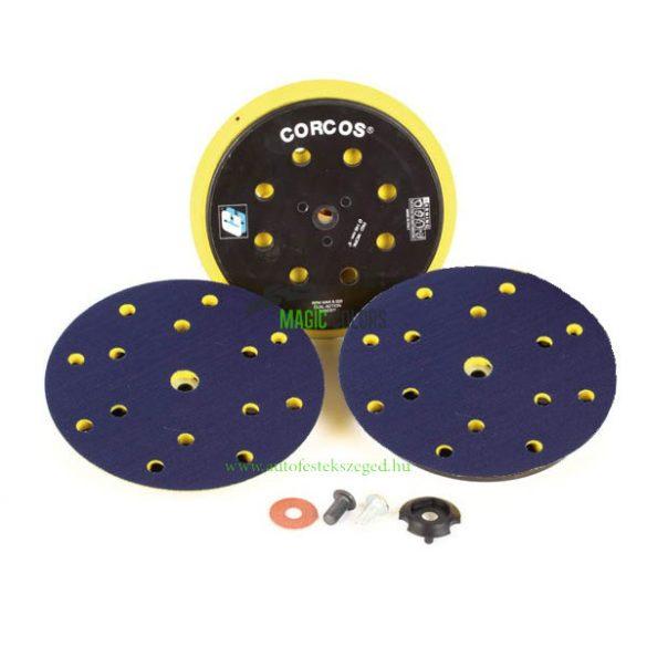 Corcos® CO161/A Univerzális Tépőzáras Tárcsa (150mm)