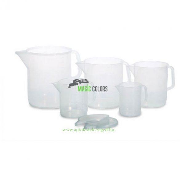 Corcos Műanyag Kancsó (0,5l)