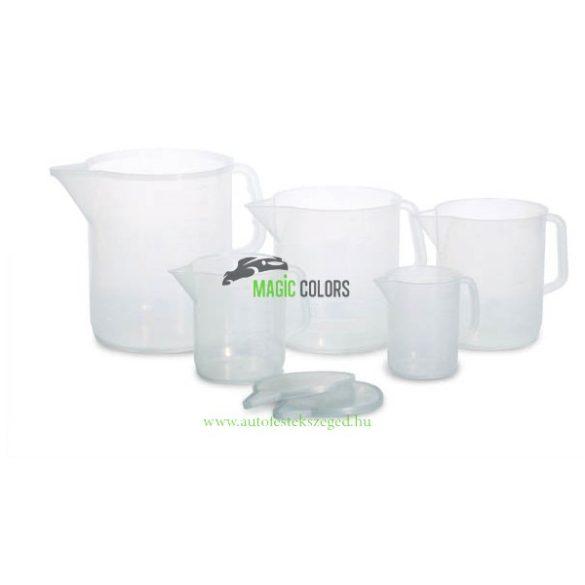 Corcos Műanyag Kancsó (2L)