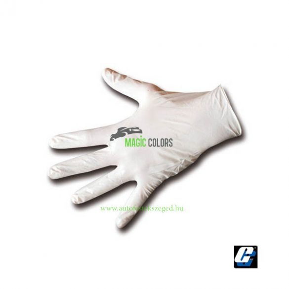 Corcos Latex Gumikesztyű XL-es (100db)