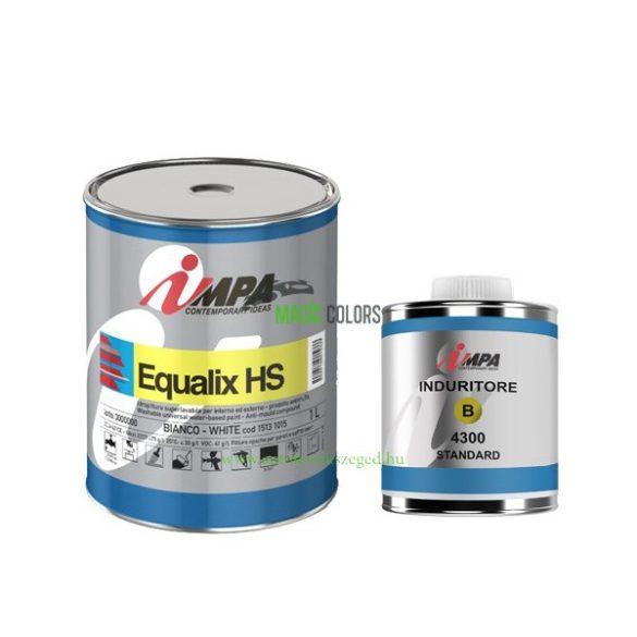 Impa Equalix 2K HS Filler szett - Szürke (1,2l)