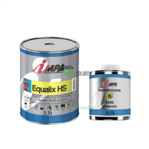Impa Equalix 2K HS Filler szett - Szürke (3l)