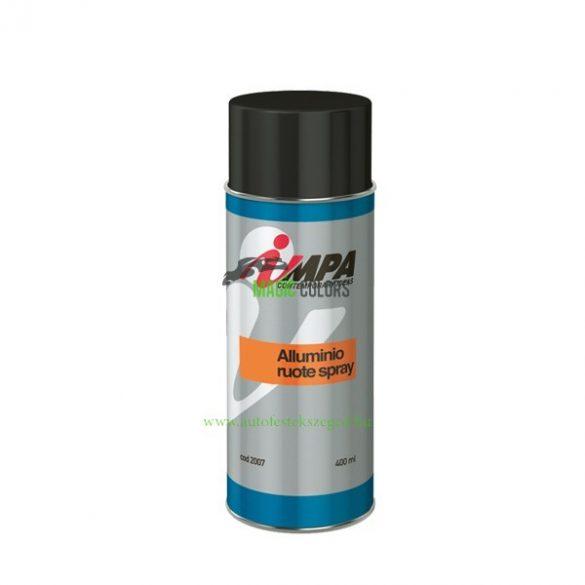 Keréktárcsa Ezüst Spray (400ml)