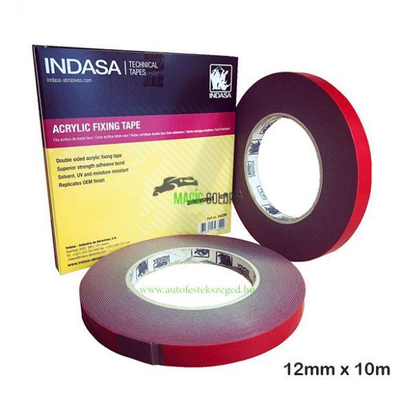 Indasa™ Acrylic Kétoldalas Ragasztószalag (12mm)