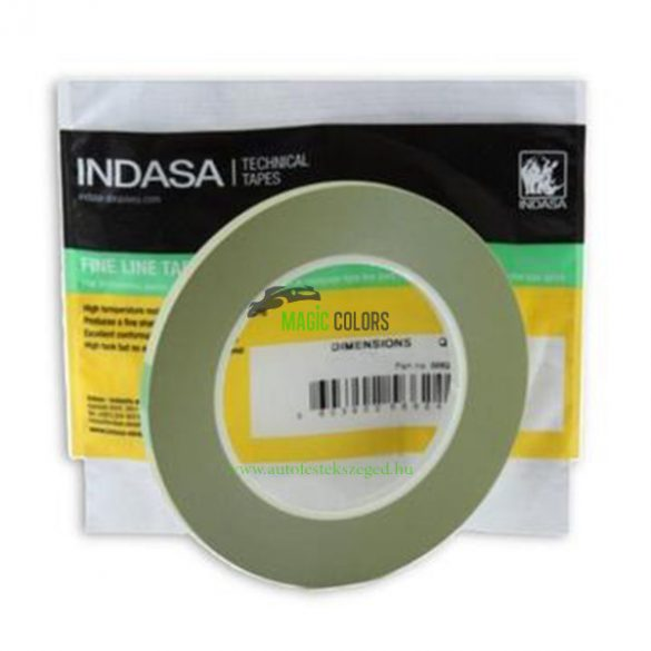 Indasa™ Fine Line szalag - Zöld (6mm)