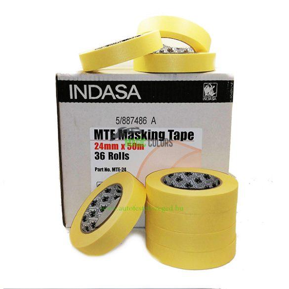 Indasa MTE Premium Maszkolószalag 80°C (24mm)
