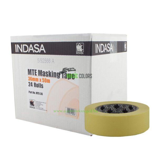 Indasa MTE Premium Maszkolószalag 80°C (36mm)