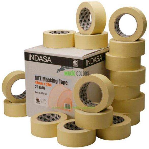 Indasa MTE Premium Maszkolószalag 80°C (48mm)