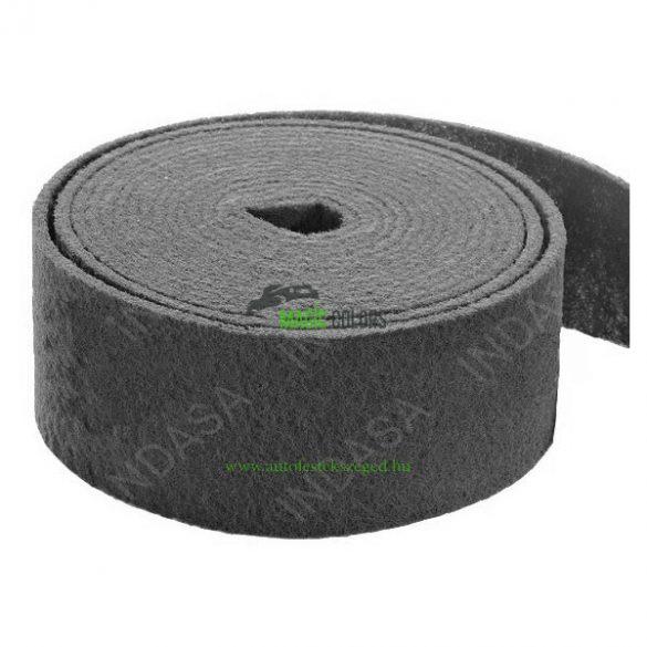 INDASA™ Nylon Web Dörzsi Csiszolótekercs Nagyon Finom - Szürke(115mm x 10m)