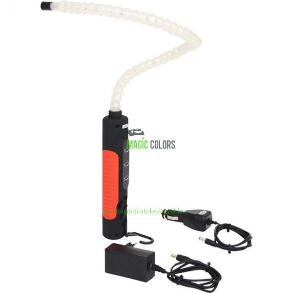 KSTools Flexibilis, LED-es munkalámpa, Li-Ion akkuval