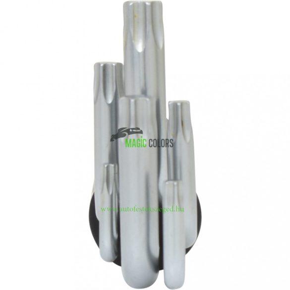 3 az 1-ben Torx imbuszkulcs készletben, 8 részes XL