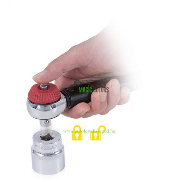 "KSTools Ergotorque Precision nyomatékkulcs, ½"", 40-200 Nm, kalibrált"