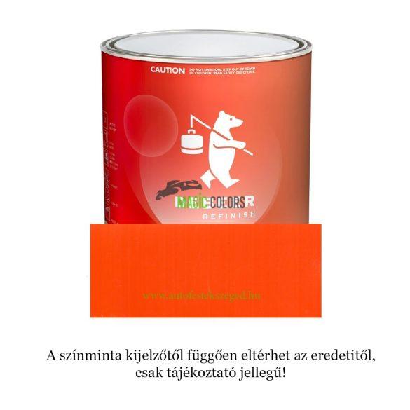 KTM metál bázis festék színkód: KTM103