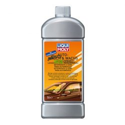 LIQUI MOLY Autósampon Wasch+Wax (1L)