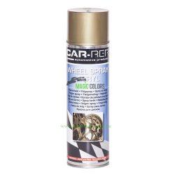 Car-Rep Alufelni - Keréktárcsa Akril Festék Spray - ARANY (500ML)