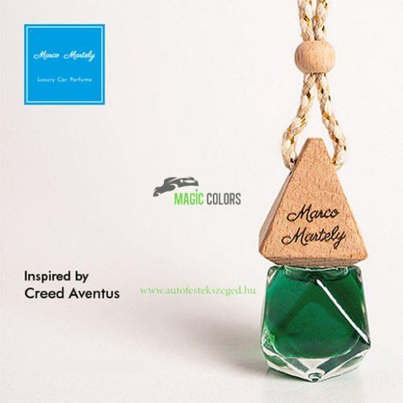 inspired by Creed Aventus – férfi autóillatosító parfüm