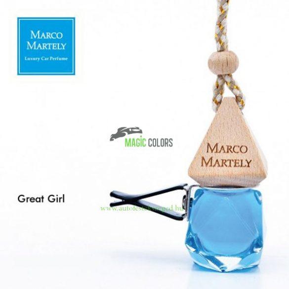 inspired by Great Girl – női autóillatosító parfüm
