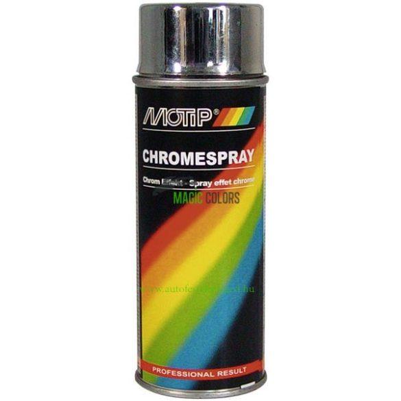 MOTIP Króm festék spray (400ml)