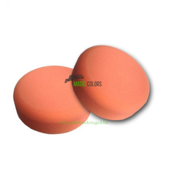 KOL MINI Narancssárga közepes polírkorong 79*25mm