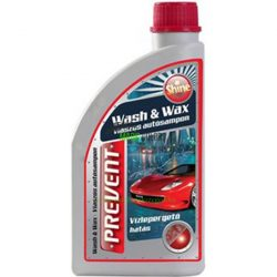 PREVENT Wash & Wax viaszos autósampon (500ml)