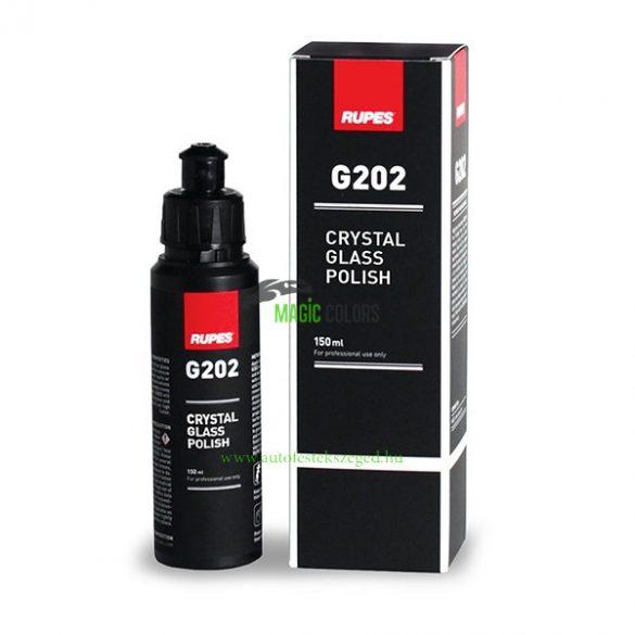 Rupes G202 kristály üvegtisztító (150 ml)
