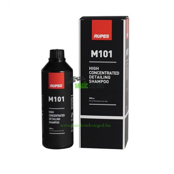 RUPES M101 sampon koncentrátum (2000:1) - /500ml/